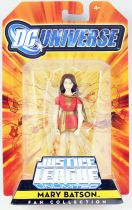 Justice League Unlimited Fan Collection - Mattel - Mary Batson