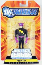 Justice League Unlimited Fan Collection - Mattel - Mento