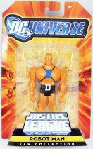 Justice League Unlimited Fan Collection - Mattel - Robot Man