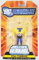 Justice League Unlimited Fan Collection - Mattel - Tom Turbine