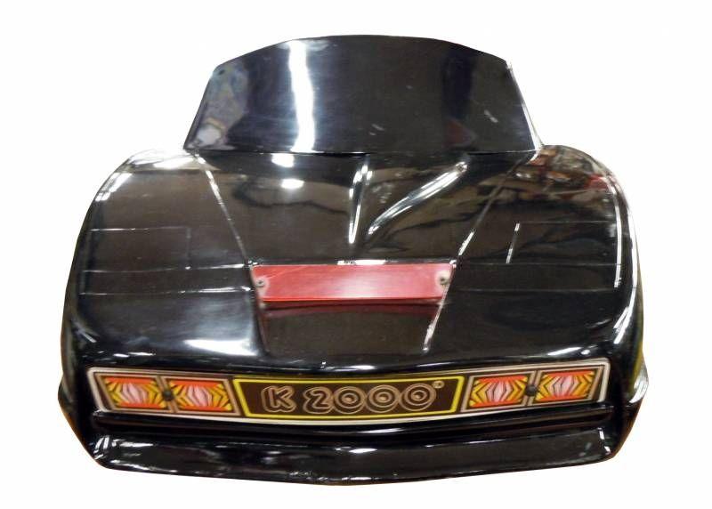 K2000 - K.R.I. Kiddie Ride Industrie (France) - K2000 Manège pour Enfant (1m80)