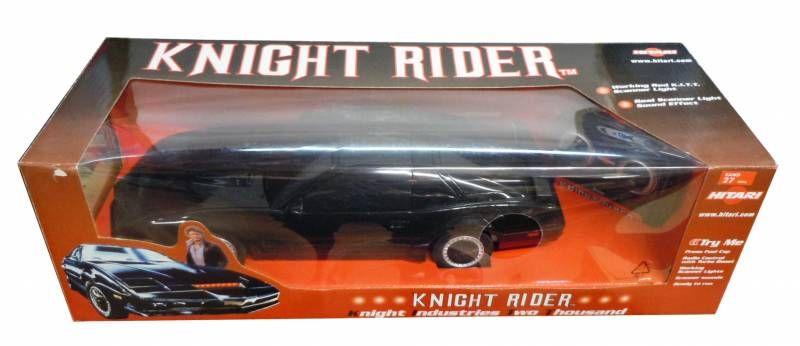K2000 (K.I.T.T.) - Knight Rider 1/15ème R/C - Hitari