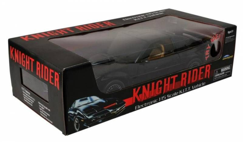 K2000 (K.I.T.T.) - Knight Rider 1/15ème Véhicule Electronique - Diamond Select