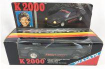 K2000 (K.I.T.T.) 1/24ème electrique 1982 neuve en boite