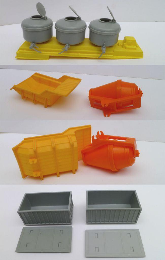 Kaku Ro Germany - Combi-Set 10 Modeles Coffret Luxe Travaux Publics