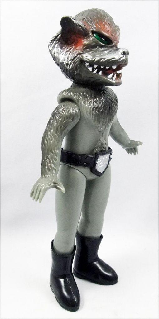 Kamen Rider - Werewolf - Figurine Articulée Soft Vinyl 23cm - Unifive