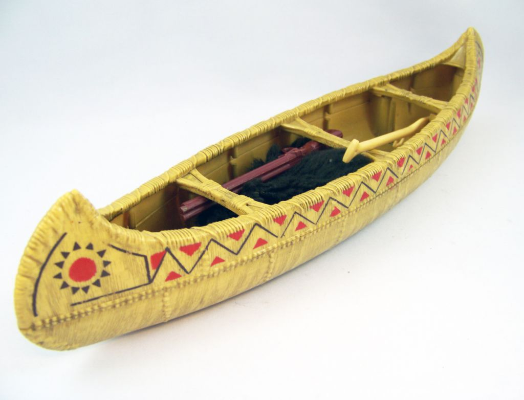 Karl May - Canoe (ref.90-9402) loose with accessories