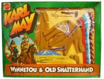 Karl May - Indian Chief outfit (ref.9413) Mint in box