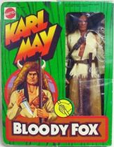 Karl May - Mint in box  Bloody Fox (ref.9499)