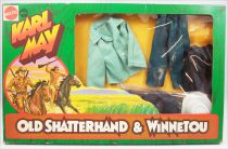 Karl May - Mint in box  Texas Ranger outfit (ref.9412)