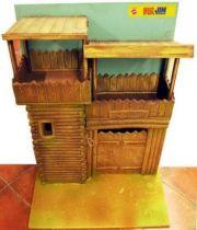 Karl May - Mint in original shipping box 1977 Store Display Fort Mattel