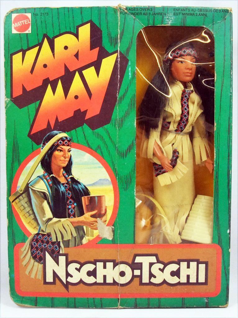 Karl May - Nscho-Tschi neuf en boite (ref.2173)