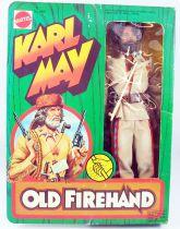 Karl May - Old Firehand neuf en boite (ref.9497)