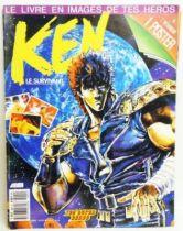 Ken le Survivant - Collecteur de vignettes SFC 1990 (vierge)