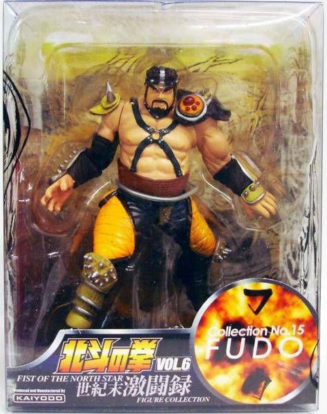 Ken le Survivant - Kaiyodo Figure Collection vol.15 : Fudo