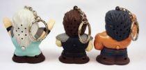 Ken le Survivant - Set de 3 Figurines porte clé parlantes - Banpresto (1)