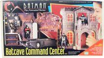 Kenner - Batman Série animée - Batcave Command Center (neuve en boite)