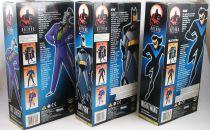 Kenner - Batman Série animée - Batman, Joker, Nightwing (Action Collection) 30cm