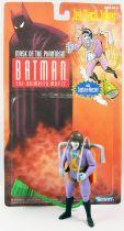 Kenner - Batman Série animée - Jet Pack Joker (loose with cardback)