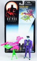 Kenner - Batman Série animée - Wildcard Joker (loose with cardback)