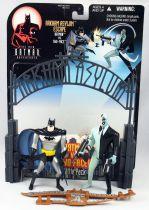 Kenner - Batman The Animated Series - Arkham Asylum Escape : Batman & Two-Face (loose)