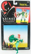 Kenner - Batman The Animated Series - Poison Ivy (loose with cardback)