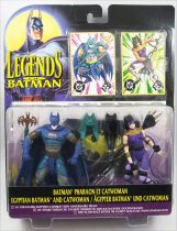 Kenner - Legends of Batman - Egyptian Batman & Catwoman