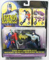 Kenner - Legends of Batman - Pirate Batman & Two-Face