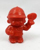 Kiki - Bonux - Kiki Chasseur de papillon figurine rouge