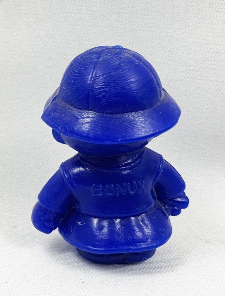 Kiki - Bonux - Kiki Joueuse tennis figurine bleue