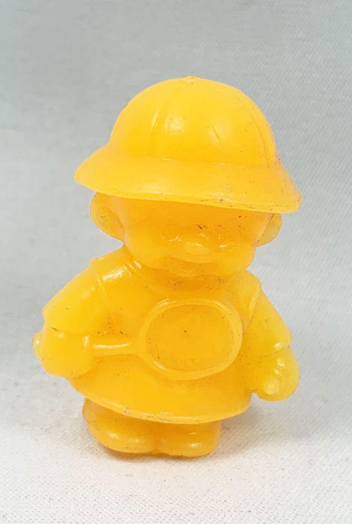 Kiki - Bonux - Kiki Joueuse tennis figurine orange