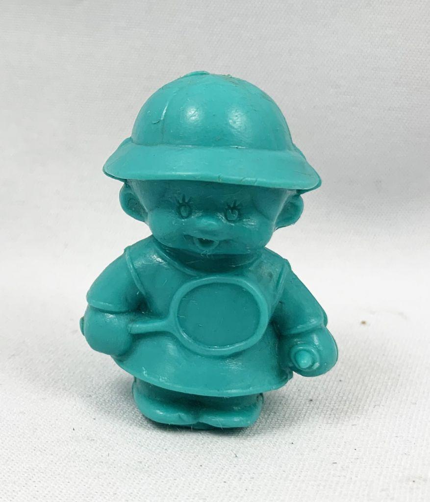 Kiki - Bonux - Kiki Joueuse tennis figurine turquoise