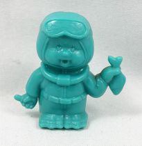 Kiki - Bonux - Kiki Plongeur figurine turquoise