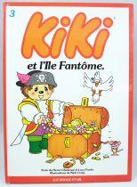 Kiki - Editions G.P. Rouge & Or - N°3 Kiki et l\'Ile Fantôme
