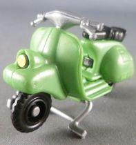 Kinder K02 28 Green Scooter 5 cm