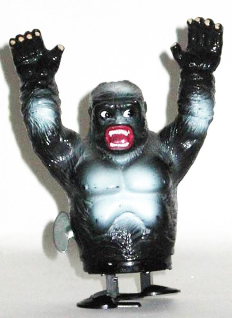 King Kong - Mego / Bullmark - Wind-Up