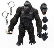 "King Kong of Skull Island - Mezco - 7\"" King Kong action-figure"