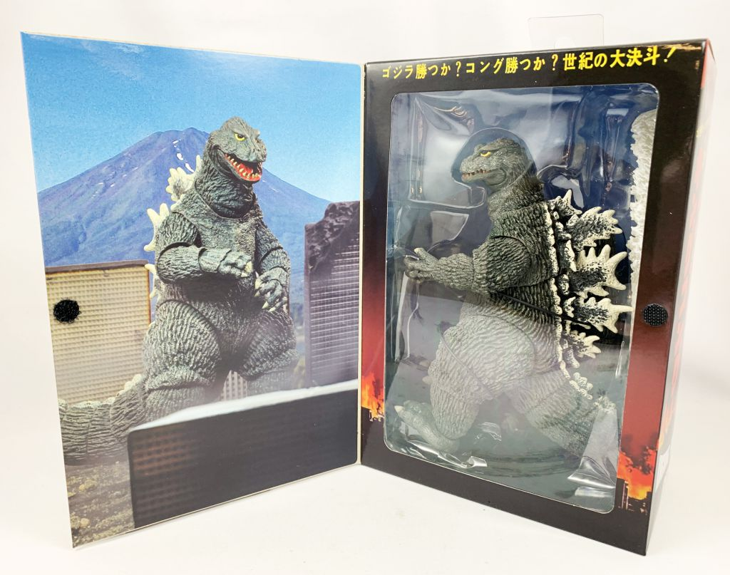 King Kong vs. Godzilla (1962) - NECA - Action-figure 17cm
