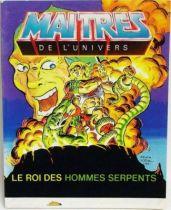 King of the Snake Men (english-french-german-italian)