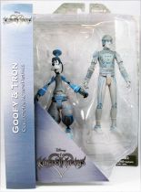 Kingdom Hearts - Diamond Select - Goofy & Tron