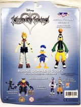 Kingdom Hearts - Diamond Select - Roxas, Donald & Goofy
