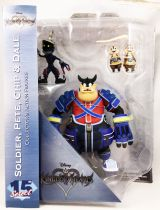 Kingdom Hearts - Diamond Select - Soldier, Pete, Chip & Dale