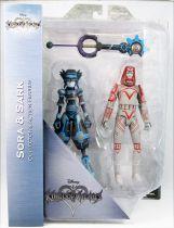 Kingdom Hearts - Diamond Select - Sora & Sark