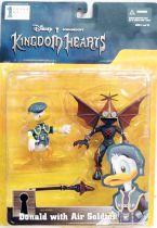 Kingdom Hearts - Squaresoft - Donald & Air Soldier