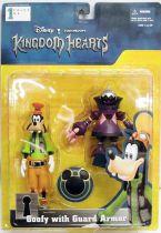 Kingdom Hearts - Squaresoft - Goofy & Guard Armor