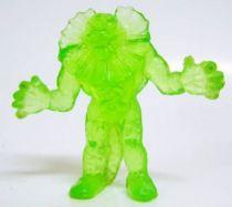 Kinnikuman (M.U.S.C.L.E.) - Mattel - #006 Erimaki Tokage - Sunigator (transparent green)