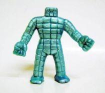 Kinnikuman (M.U.S.C.L.E.) - Mattel - #038 Tileman (turquoise)