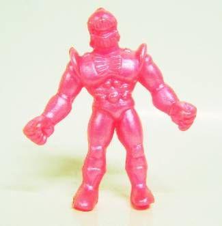 Kinnikuman (M.U.S.C.L.E.) - Mattel - #046 Robin Mask (A) (fushia)