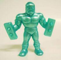 Kinnikuman (M.U.S.C.L.E.) - Mattel - #053 Junkman (A) (turquoise)