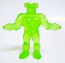 Kinnikuman (M.U.S.C.L.E.) - Mattel - #149 Screw Kid (B) (transparent green)
